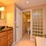 Large Bathroom w/ Shower