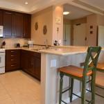 Kitchen Seating in Kapalua Golf Villas 2 Bedroom