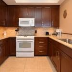 Full Kitchen in the Kapalua Golf Villas 2 Bedroom