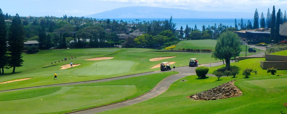 Kapalua Golf Villas 2 Bedroom